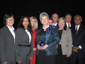ANB Wins the 2010 South Florida Business Journal Business of the Year Award