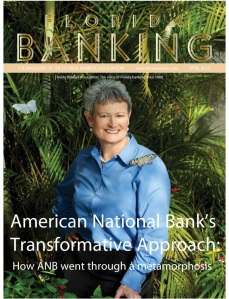 ANB Featured in Florida Banking Magazine