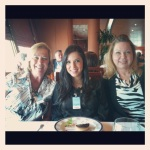 Marilyn Bianco, VP/Branch Manager, Elizabeth Galvis, Electronic Banking Specialist, and Charrisse Dyer, VP BSA Specialist
