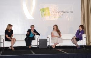TCI Top Women Biz Awards 4.2.15 Ginger Panel
