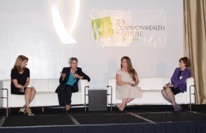 TCI Top Women Biz Awards 4.2.15 Ginger Panel