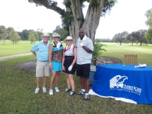 Pantry of Broward 10.2.15 - Golfers with Towels 3