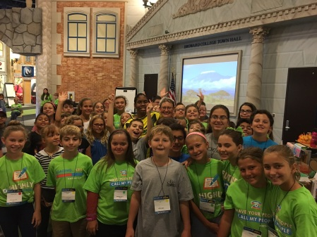 JA BizTown Summer Camp 2016 - 2