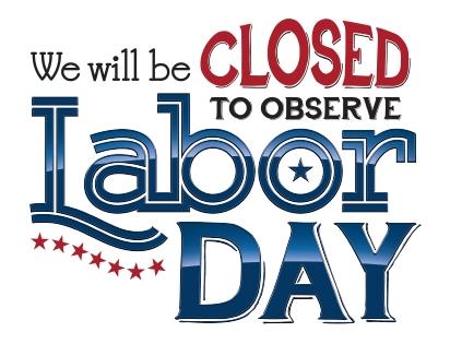 Labor Day Message - FB