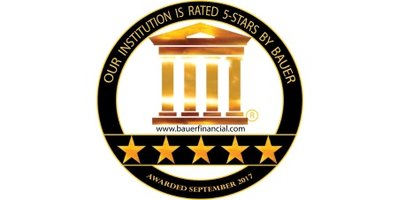 Bauer Financial Rating - Sep 2017