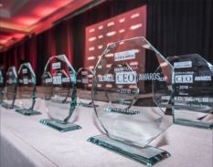 SFBJ Ultimate CEO Awards 9.27.18 Glass Awards