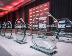 SFBJ Ultimate CEO Awards 9.27.18 Glass Awards