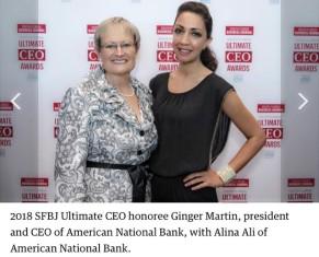 SFBJ Ultimate CEO Awards 9.27.18 GM Alina