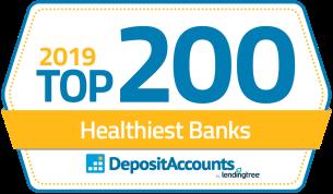 Top200 Badge - Banks 2019